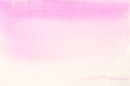 Pink watercolor for an abstract background. 免版税图像