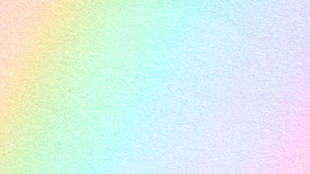 Rainbow glitter for an abstract background.