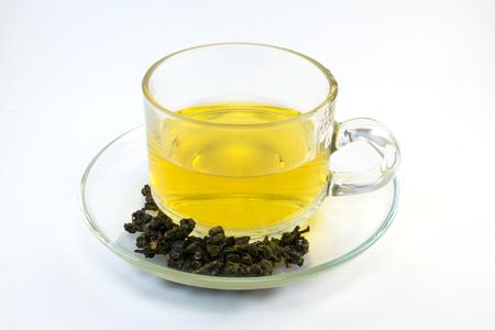 oolong: Oolong tea.