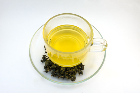 oolong tea: Oolong tea.
