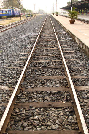 Confusing railway tracks