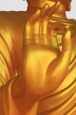 idolatry: Hand postures of the Buddha