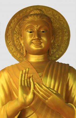 idolatry: Buddha statue