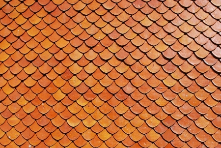 roof-tile,brick red colour background photo