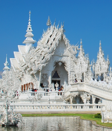 temple thailand: Temple at Watphumin in Thailand.