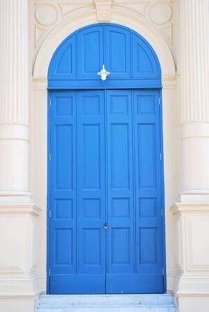blue mountains tree frog: Door vintage