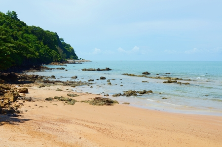 tourquoise: Sea in Thailand