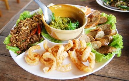 indigenous: north thai indigenous cuisine