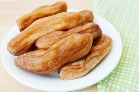 sundried: Sun-dried banana