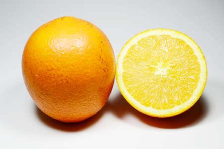 acidic: Citrus fruits Orange Stock Photo