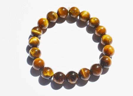 garniture: Bracelets isolate on white background