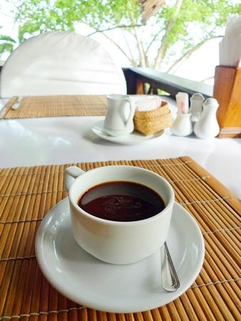 dring: Tea on breakfast
