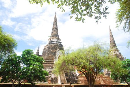 historic: Historic Town of Sukhothai and Associated Historic Towns Stock Photo
