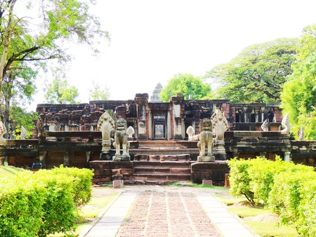 the historical: PHIMAI HISTORICAL PARK