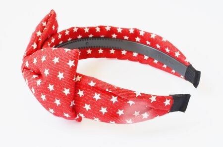 garniture: Headband Stock Photo