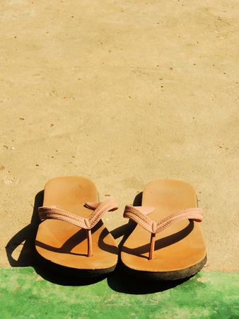 sandal: chanclas Sandalia