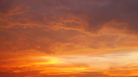 red sky: Sunset background