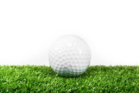 Green Golf Course 스톡 콘텐츠