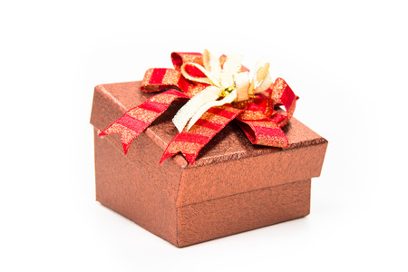 Red Gift Box for Special People