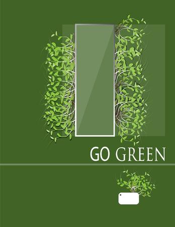green vegetable: go green vegetable