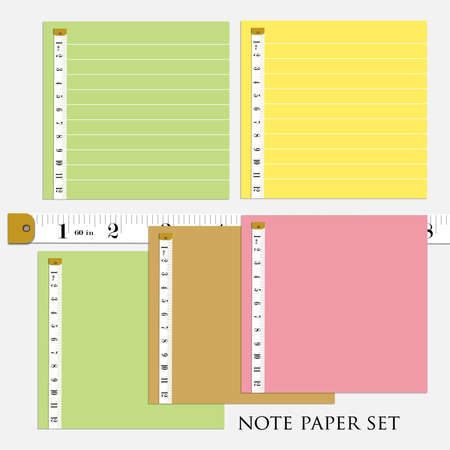 paper note: note paper set 2