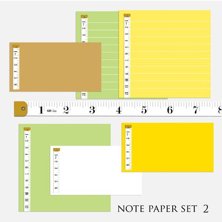 paper note: note paper set 1