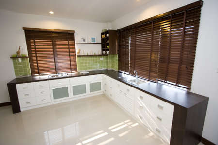 Beautiful Kitchen in New Luxury Home.