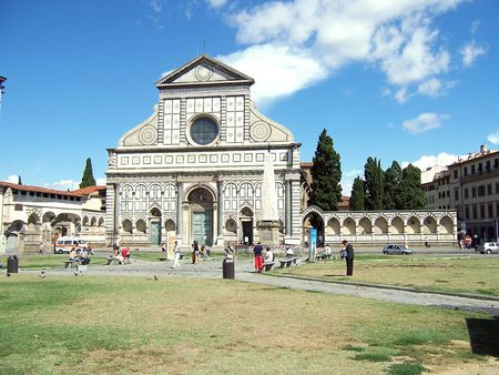 Florence,Santa Maria Novella