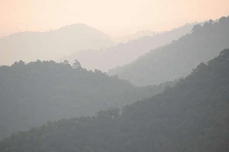 Mountain in Thailand Stock Photo - 7886032