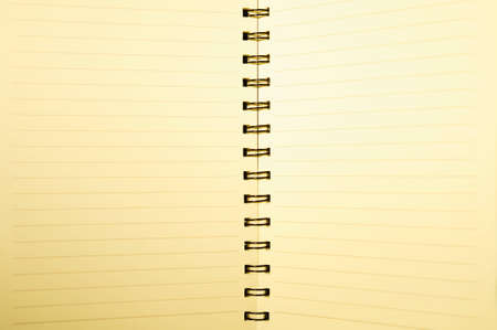 notebook paper sheet photo