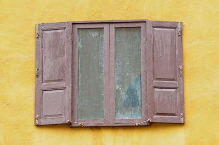 window on the wall Stock Photo - 8340561