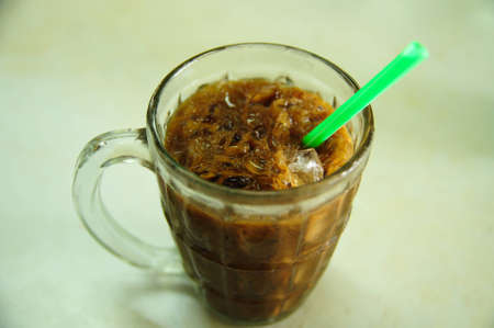 coffee in thai style photo