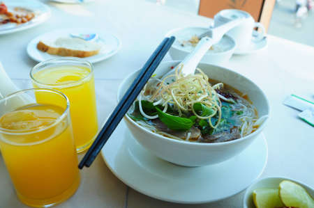 noodle in vietnam style Stock Photo - 9704021