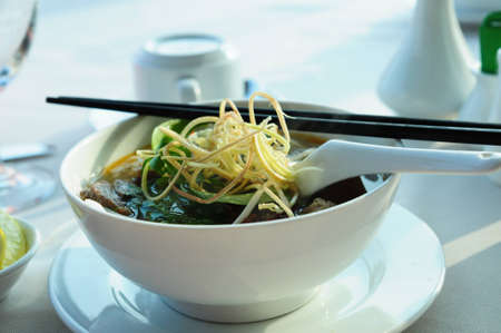 noodle in vietnam style Stock Photo - 9704019