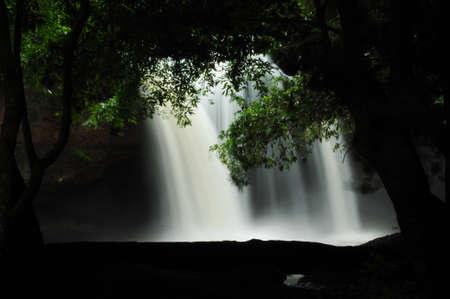 Waterfall in Khao Yai National Park, Thailand Stock Photo - 9704042