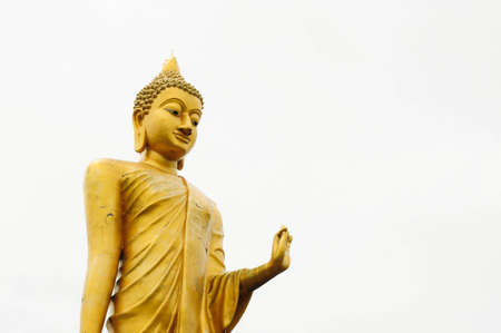 emanation: golden buddha statue