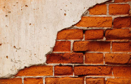 texture of old brick wall Stock Photo - 10057358