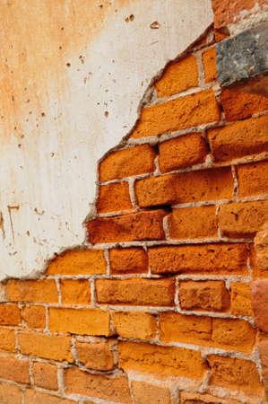 texture of old brick wall Stock Photo - 10057359