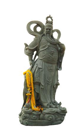 Las estatuas de antiguos guerreros chinos Foto de archivo - 10191454
