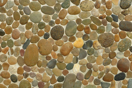 river stone texture Stock Photo - 10645053