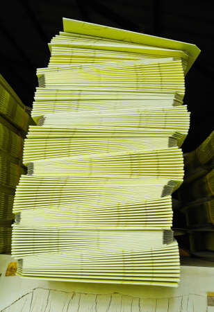 paper stack Stock Photo - 10997838