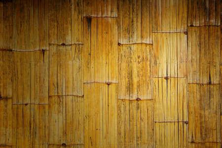 struttura di bamb� Archivio Fotografico