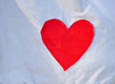 Red heart Stock Photo - 11577436