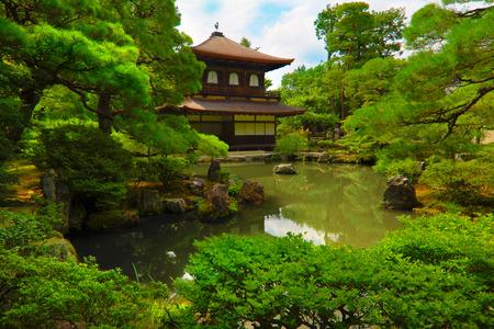 japenese: Japenese Garden  Foto de archivo