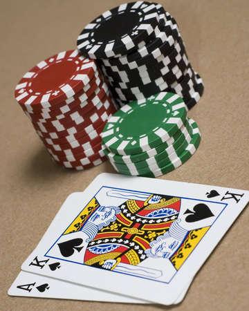 texas hold em: Texas hold em pre flop cards. Editorial