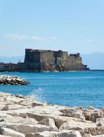 Castel dell'Ovo - Naples - Italy. Stock Photo - 18478218