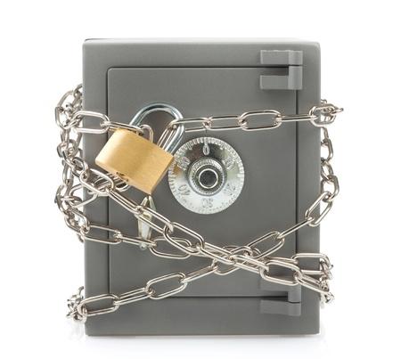 체인 및 자물쇠 안전 금속