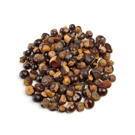 Guarana seeds Stock Photo