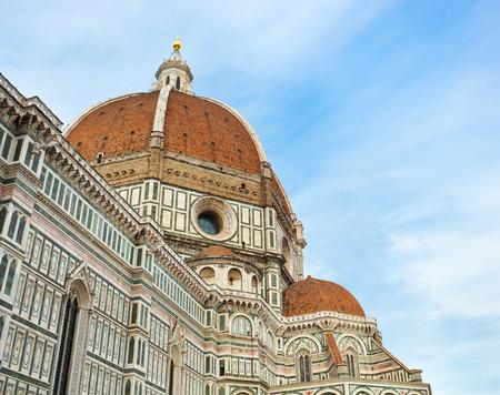Basilica di Santa Maria del Fiore in Florence, Italy. photo