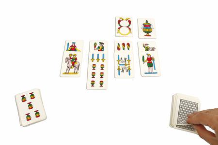 napoletana: Gioco di carte con le carte napoletane tipiche di Napoli. Editoriali